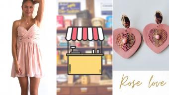 Kioskito Romántico: Arriendo de vestidos, carnes y aros con estilo en la vitrina de miércoles