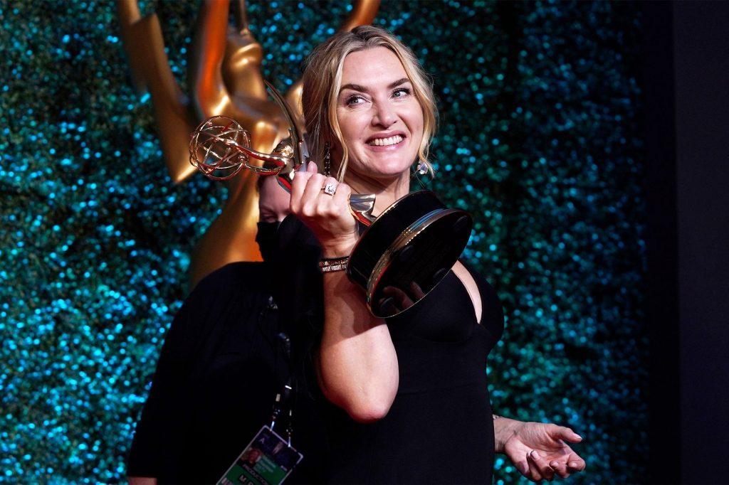 Kate Winslet fue una de las grandes ganadoras: Así fueron los Emmy 2021