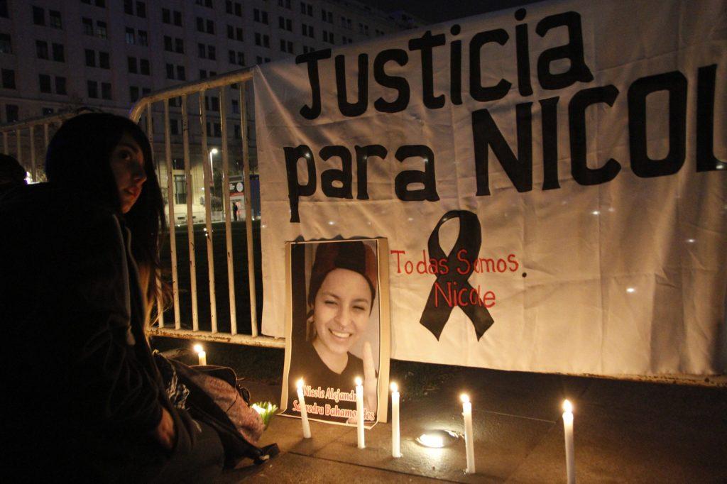 """¿Justicia? Condenan al violador y asesino de Nicole Saavedra pero descartan """"crimen de odio"""""""