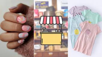 Kioskito Romántica: Manicure, pijamas para niñes y crossfit en la vitrina de viernes
