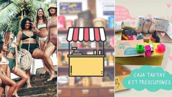 Kioskito Romántica: Dulces, bikinis y juegos conscientes para niños y niñas en la vitrina de martes