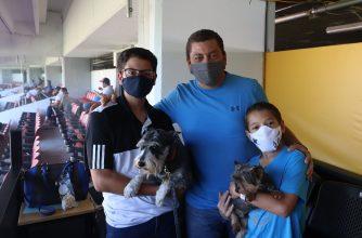 """Estadio Mexicano: primero en el mundo con espacio """"amigable con las mascotas"""""""