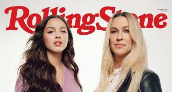 Dos grandes mujeres: Olivia Rodrigo y Alanis Morissette se aconsejan