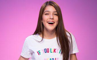 Joven influencer chilena cumplió el sueño de la casa propia con solo 17 años
