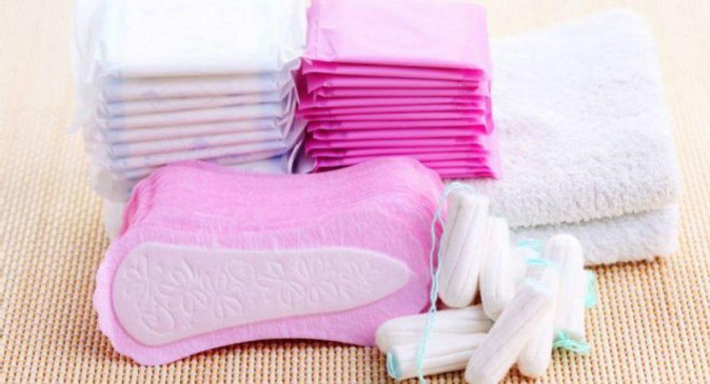 Presentan proyecto para que el Estado garantice el acceso gratuito a productos menstruales